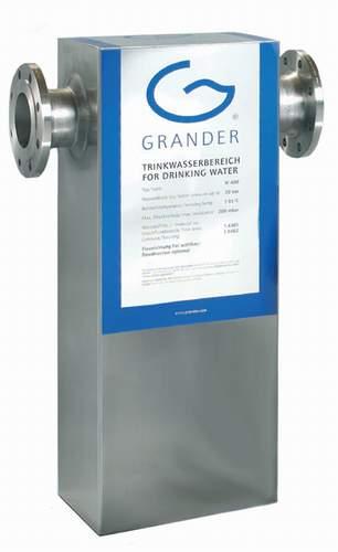 Оживление воды по методу грандера своими руками